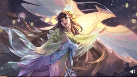 《王者荣耀》首款SNK皮肤娜可露露晚萤正式上线